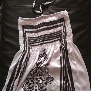 Vintage girl brand new dress medium